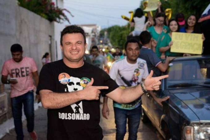 Vereador de Sobral Sargento Ailton (SD)