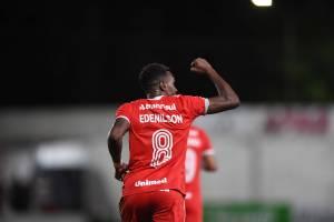 Edenílson trabalhou com Tite no Corinthians, em 2012 e 2013 -
