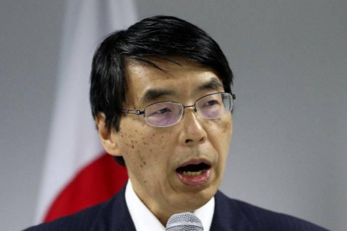 Embaixador do Japão no Brasil, Akira Yamada