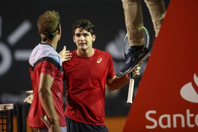 fokina – wild – Rio Open