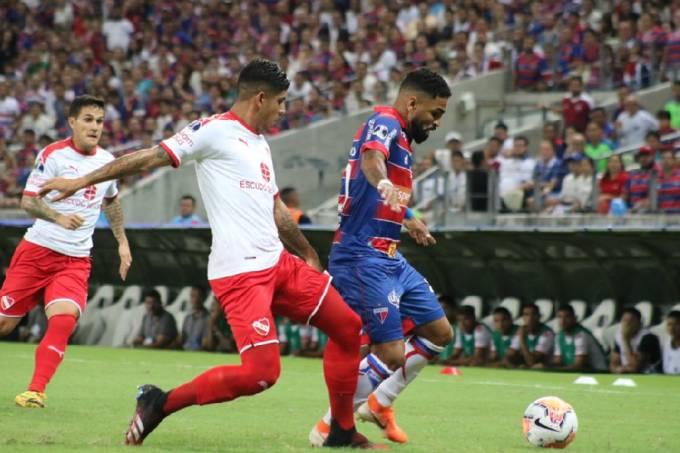 Fortaleza x Independiente