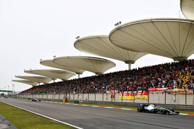 F1 GP China
