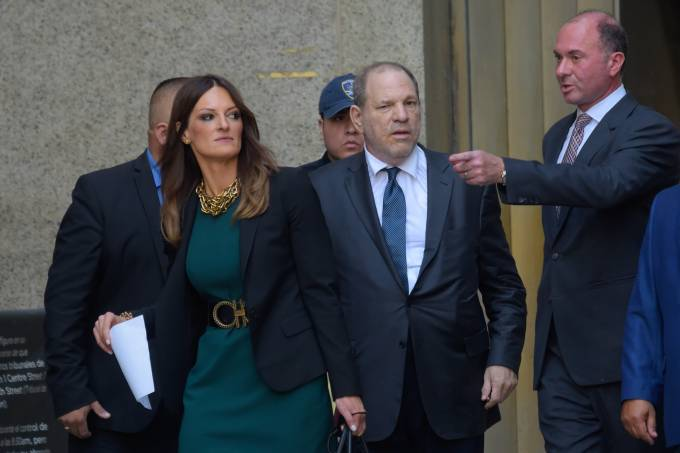Harvey Weinstein Donna Rotunno advogada