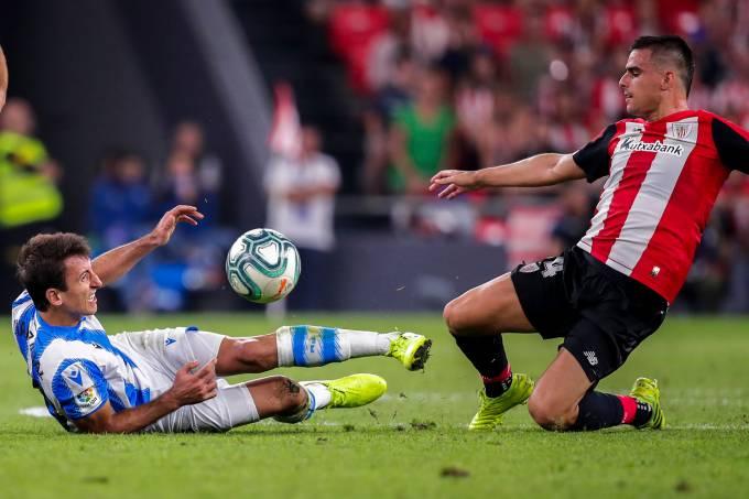 Athletic Bilbao v Real Sociedad – La Liga Santander