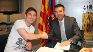 Bartomeu e Messi entraram em rota de colisão no Barcelona -