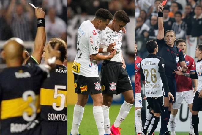 Eliminações do Corinthians tiveram roteiros semelhantes