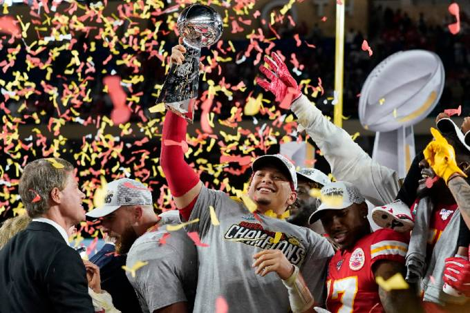 Kansas City Chiefs campeão Super Bowl LIV (1)