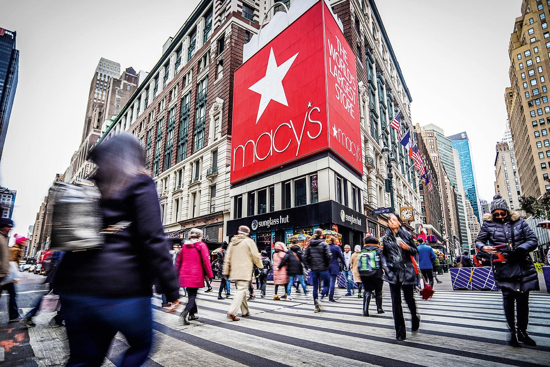 Macy's vive o apocalipse do varejo
