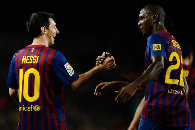 FC Barcelona v RCD Mallorca  – Liga BBVA