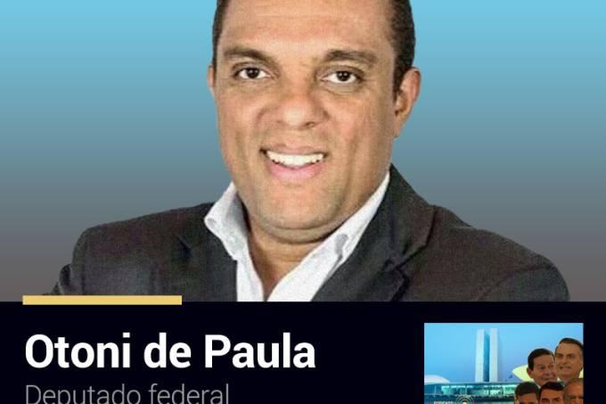 Podcast Funcionário da Semana: Otoni de Paula