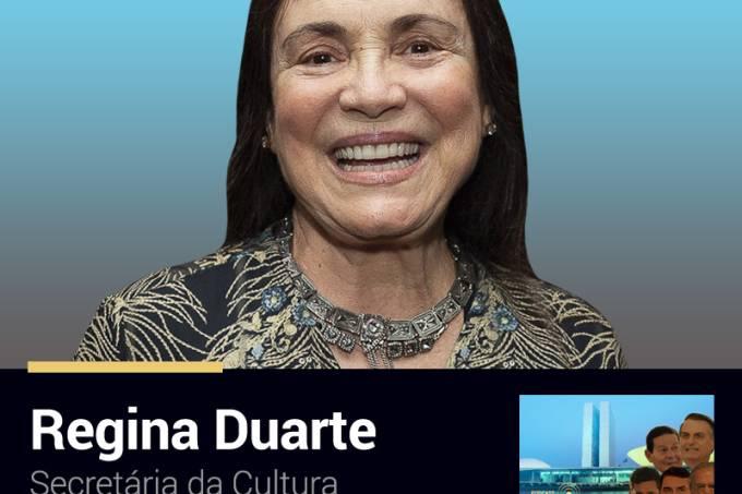 Podcast Funcionário da Semana: Regina Duarte