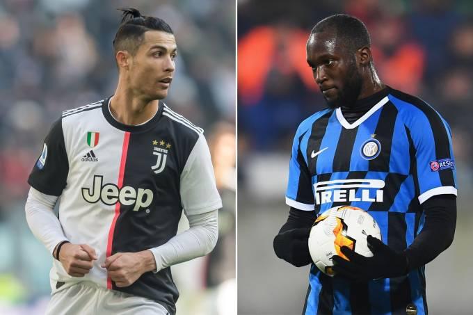 Ronaldo Lukaku – TF-Images:Claudio Villa – Inter