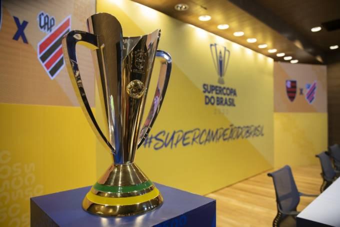Supercopa do Brasil Flamengo Athletico-PR