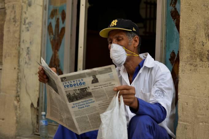 CUBA-CHINA-ITALY-HEALTH-VIRUS-CORONAVIRUS