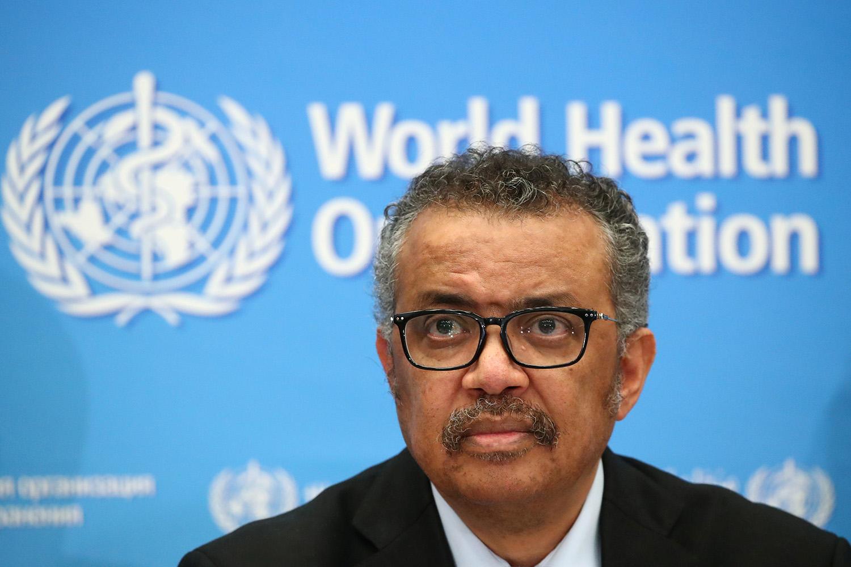 Diretor-geral da OMS pede que mundo 'não politize o vírus' | VEJA