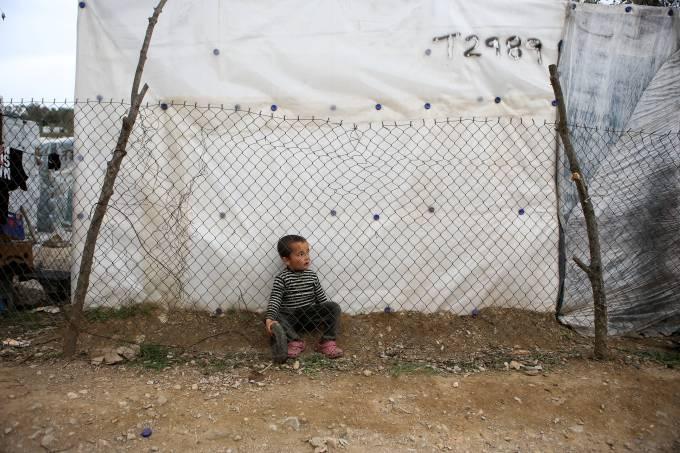 Grécia Refugiado