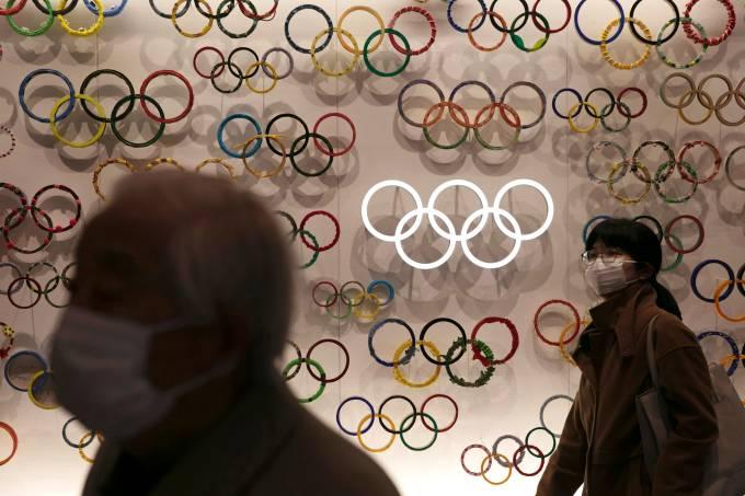 Tóquio 2020 Olimpíada