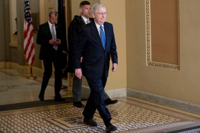 Mitch McConnell Congresso Estados Unidos