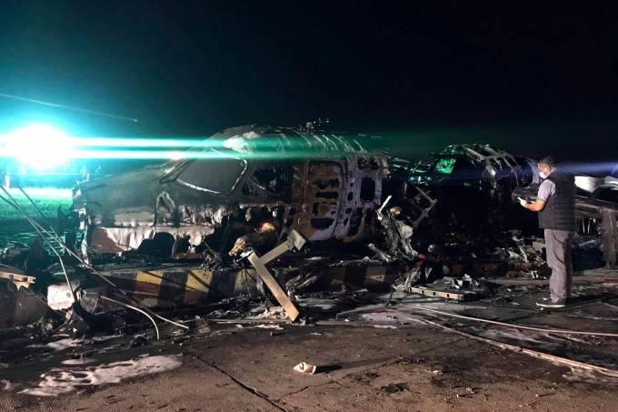 Avião Filipinas Acidente Coronavírus