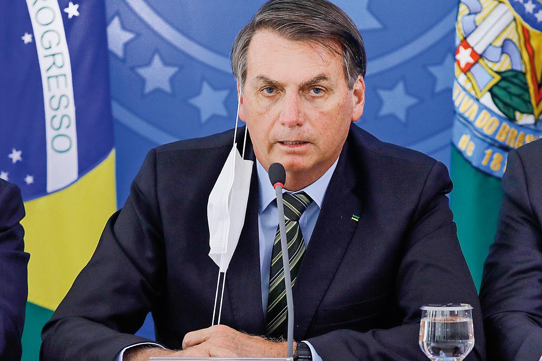 Os efeitos devastadores da crise do coronavírus para Bolsonaro | VEJA