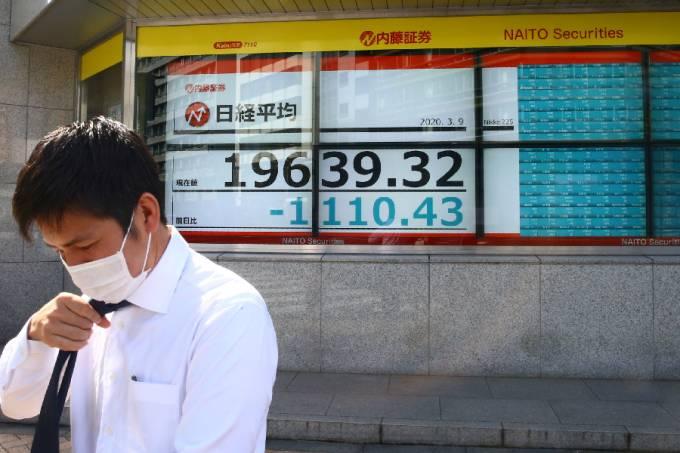 Índice Nikkei – Bolsa de Tóquio