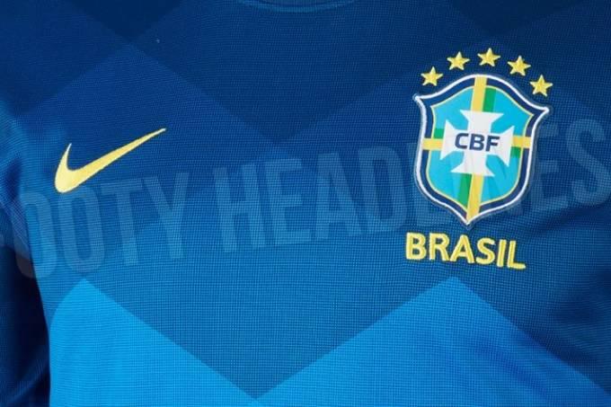 Camisa reserva da seleção brasileira para 2020