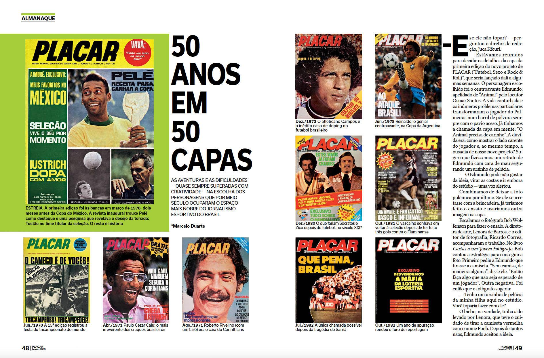 50 anos em 50 capas