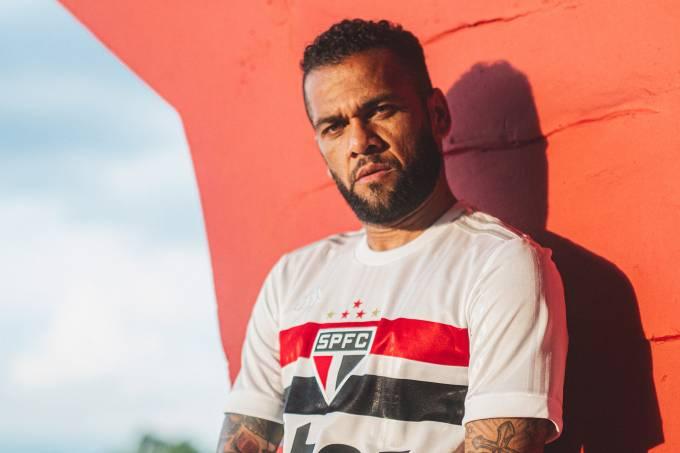 Daniel Alves São Paulo