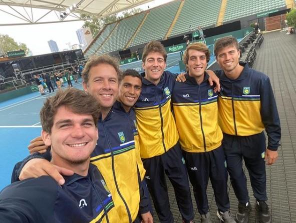 Time brasileiro – Copa Davis