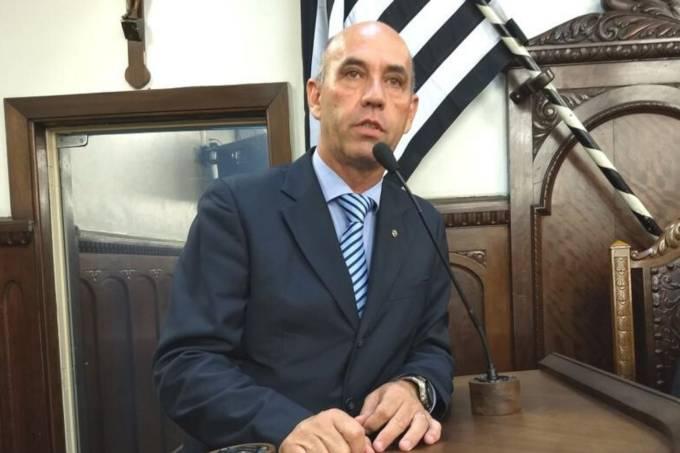 Vereador Coronel Meira (PSB)