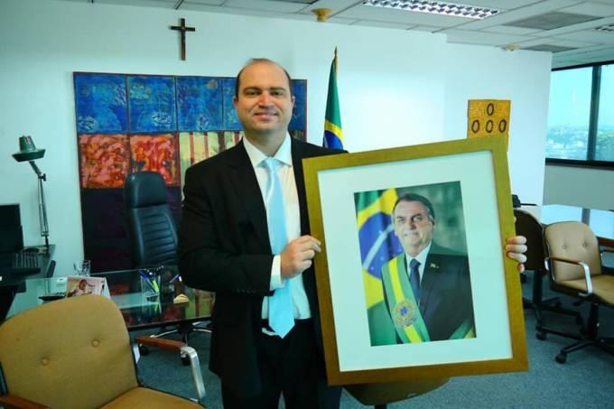 Presidente Funarte Dante Mantovani