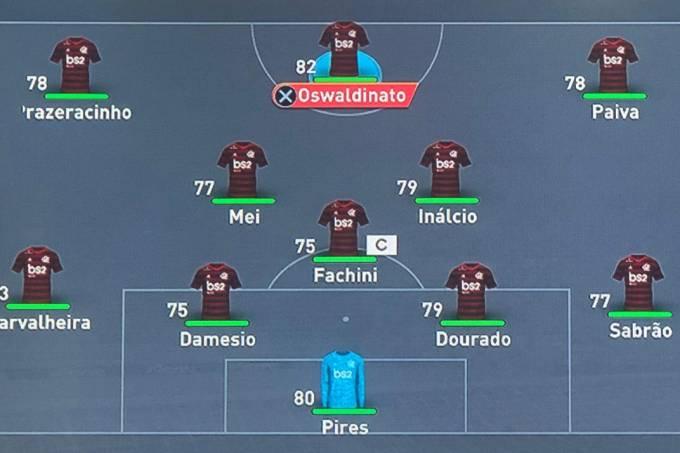Flamengo – Fifa 20