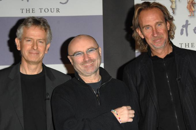 Genesis Announces Dates For Turn It On Again Tour – March 7, 2007