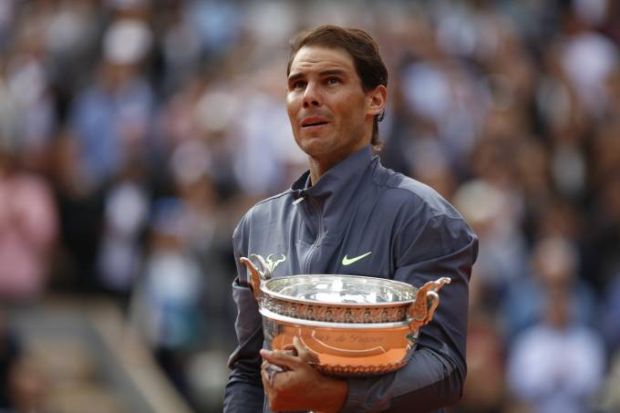 2019 French Open – Day Fifteen