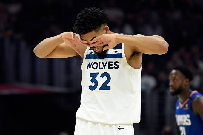 Karl-Anthony Towns, do Minnesota Timberwolves
