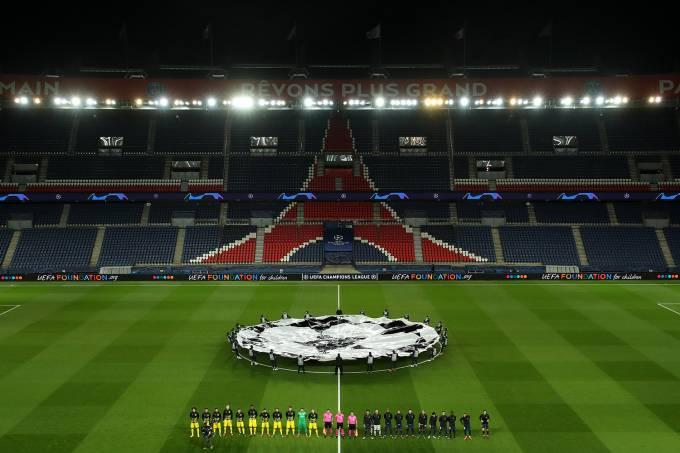 Paris Saint-Germain v Borussia Dortmund – UEFA Champions League Round of 16: Second Leg