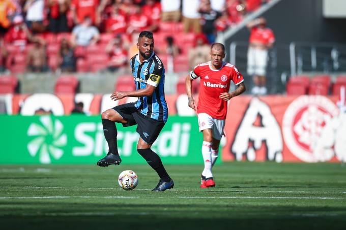 Grenal – Maicon e D'Alessandro – Grêmio x Internacional