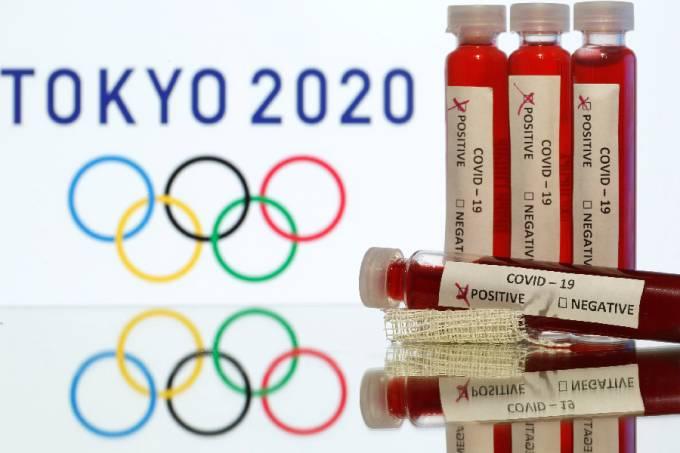 Jogos Tóquio-2020 – Coronavírus
