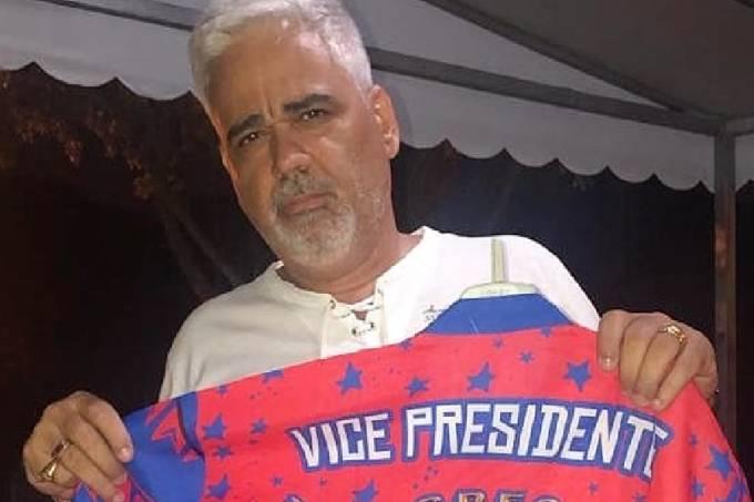 Marcelo Vinhaes União da Ilha do Governador