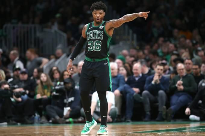 Marcus Smart – Celtics