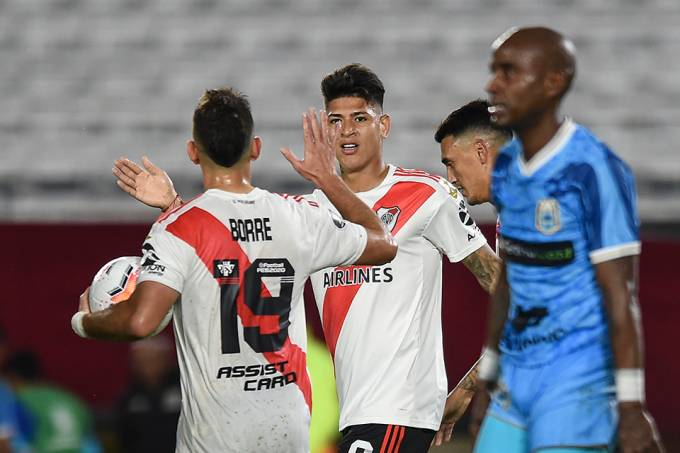 River Plate Deportivo Binacional Libertadores 2020