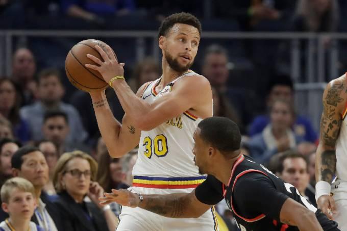 Stephen Curry retorno