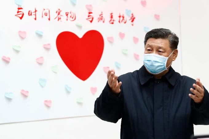 Xi Jinping – Presidente da China