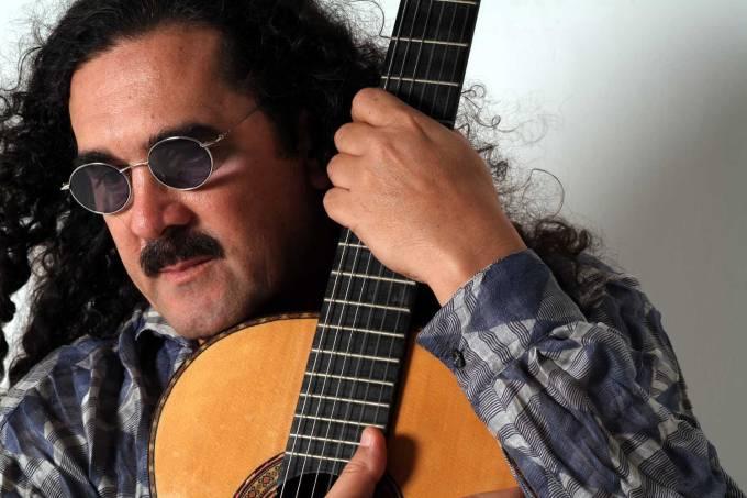 Moraes Moreira, cantor.