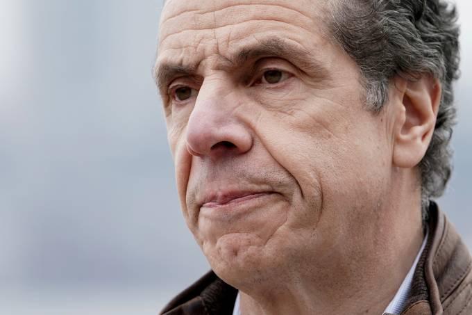 Andrew Cuomo Governador Nova York