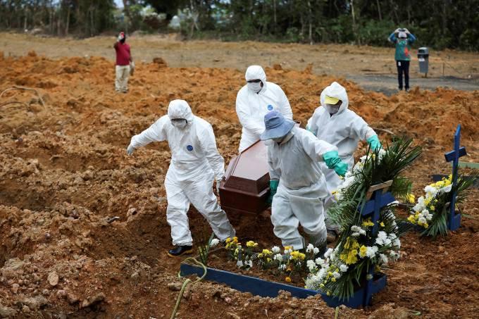 The coronavirus disease (COVID-19) outbreak, in Manaus