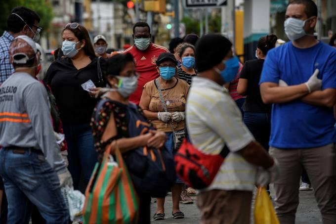 Equador coronavírus