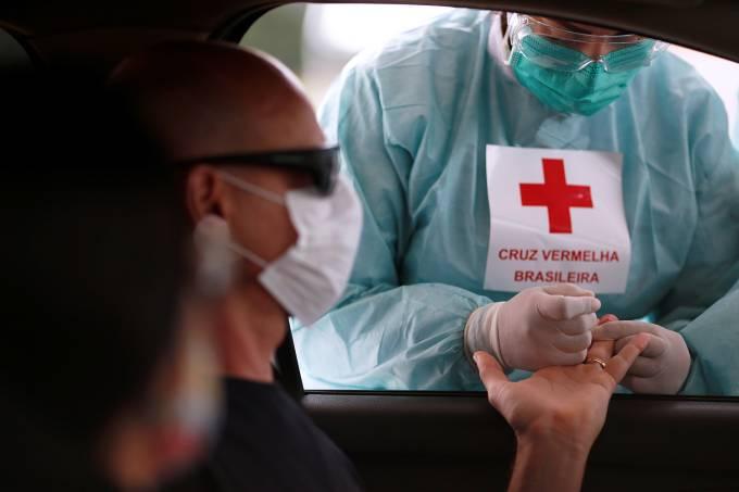 The coronavirus disease (COVID-19) outbreak in Brazil
