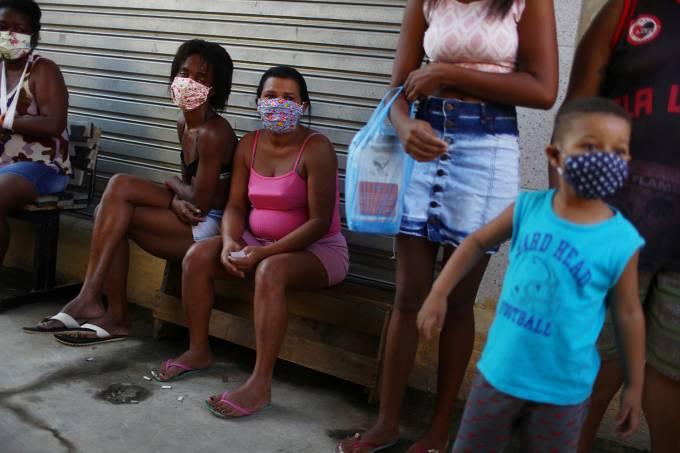 The spread of the coronavirus disease (COVID-19) in Rio de Janeiro