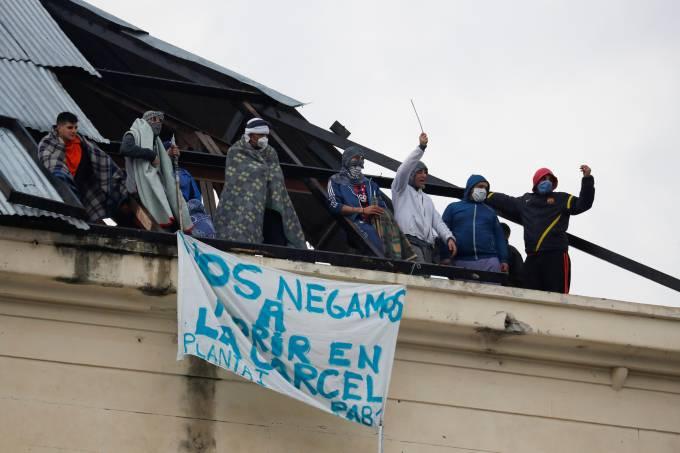 Prisões Argentina Coronavírus